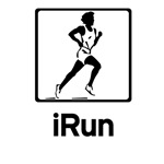 iRun - Women runner running