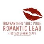 100% Pure Romantic Lead - Johnny Depp Designs