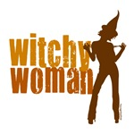 Witchy Woman T-Shirts