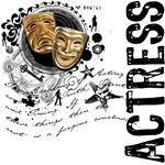 Actress Alchemy of Acting T-shirts & Gifts