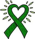 Donor Heart Ribbon