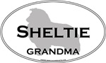 Sheltie GRANDMA