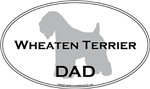 Wheaten Terrier DAD