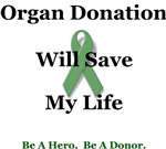 My Organ Donation