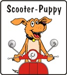 Scooter-Puppy