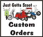 Custom Scooter Stuff