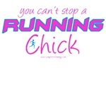 You Can't Stop a Running Chick!