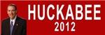 HUCKABEE 2012 (RED)