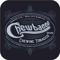 Chewbacco - Blue
