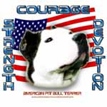 courage strength devotion design