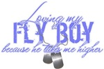 Loving My Fly Boy