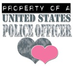 Property of a US Police Officer