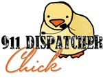 911 Dispatcher Chick