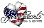 America's Sweethearts - A Guardsman & His Wife