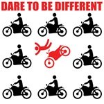 Motorcycle, Dare To Be Different. Unique gifts