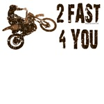 2 Fast 4 You - jumping action motorcycle