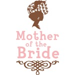 Cameo Mother of the Bride (Pink & Brown)