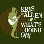 Kris Allen is What's Going On!