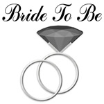 Bride To Be Wedding Rings