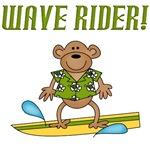 Surfer Monkey