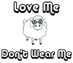 Don't Wear Me Sheep (PETA)