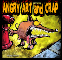 Angry Johnny Art & Crap
