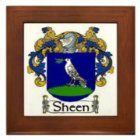 Sheen Coat of Arms & More!