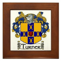 Turner Coat of Arms & More!