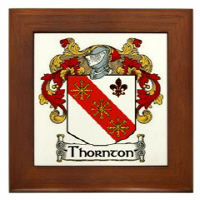Thornton Coat of Arms & More!