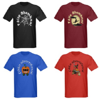 Dark Tees For Everyone (8 Color Choices!)