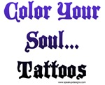 Color Your Soul... Tattoos