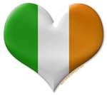 Heart Irish T-Shirts