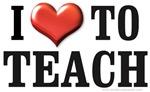 I Heart (Love) To Teach