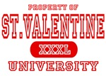 St. Valentine University T-Shirts