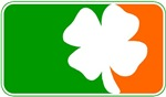 Irish Shamrock Logo T-Shirts