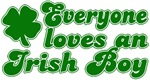 Everyone loves an Irish Boy T-Shirts