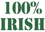 100% Irish T-Shirts