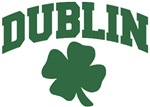 Dublin Shamrock T-Shirts