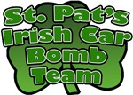 St. Pat's Irish Car Bomb Team T-Shirts