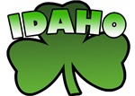 Idaho Shamrock T-Shirts
