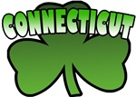 Connecticut Shamrock T-Shirts