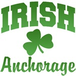 Anchorage Irish T-Shirts