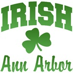 Ann Arbor Irish T-Shirts