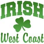 West Coast Irish T-Shirts