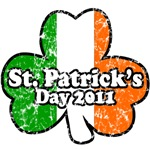 St. Patrick's Day 2011 Retro T-Shirts