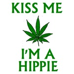 Kiss Me I'm a Hippie