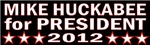 Huckabee for President 2012