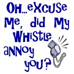 Whistle Annoy