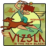 Vizsla is the New Black