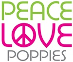 Peace Love Poppies